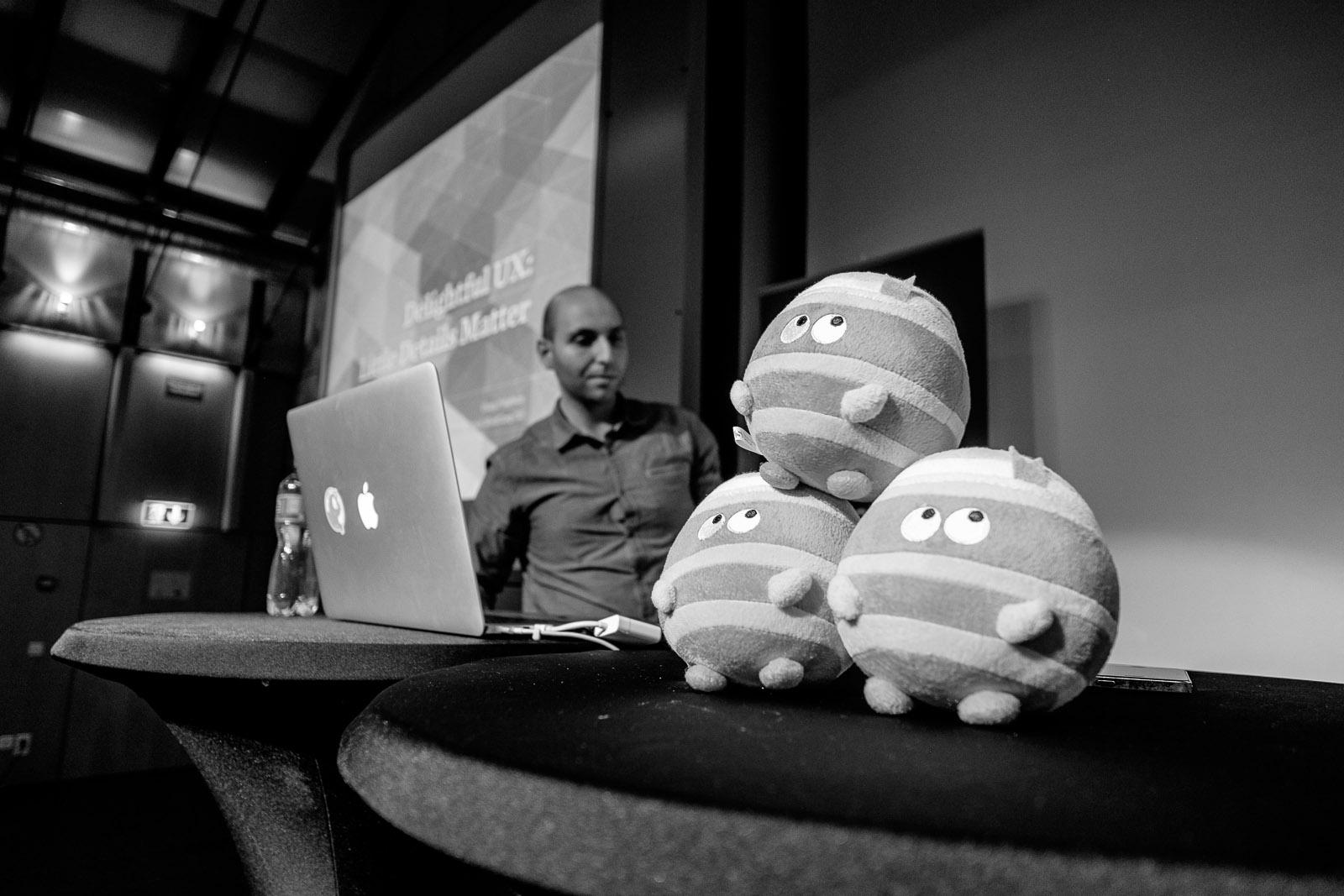 Photo Report of WordCamp Switzerland 2014 by Florian Ziegler