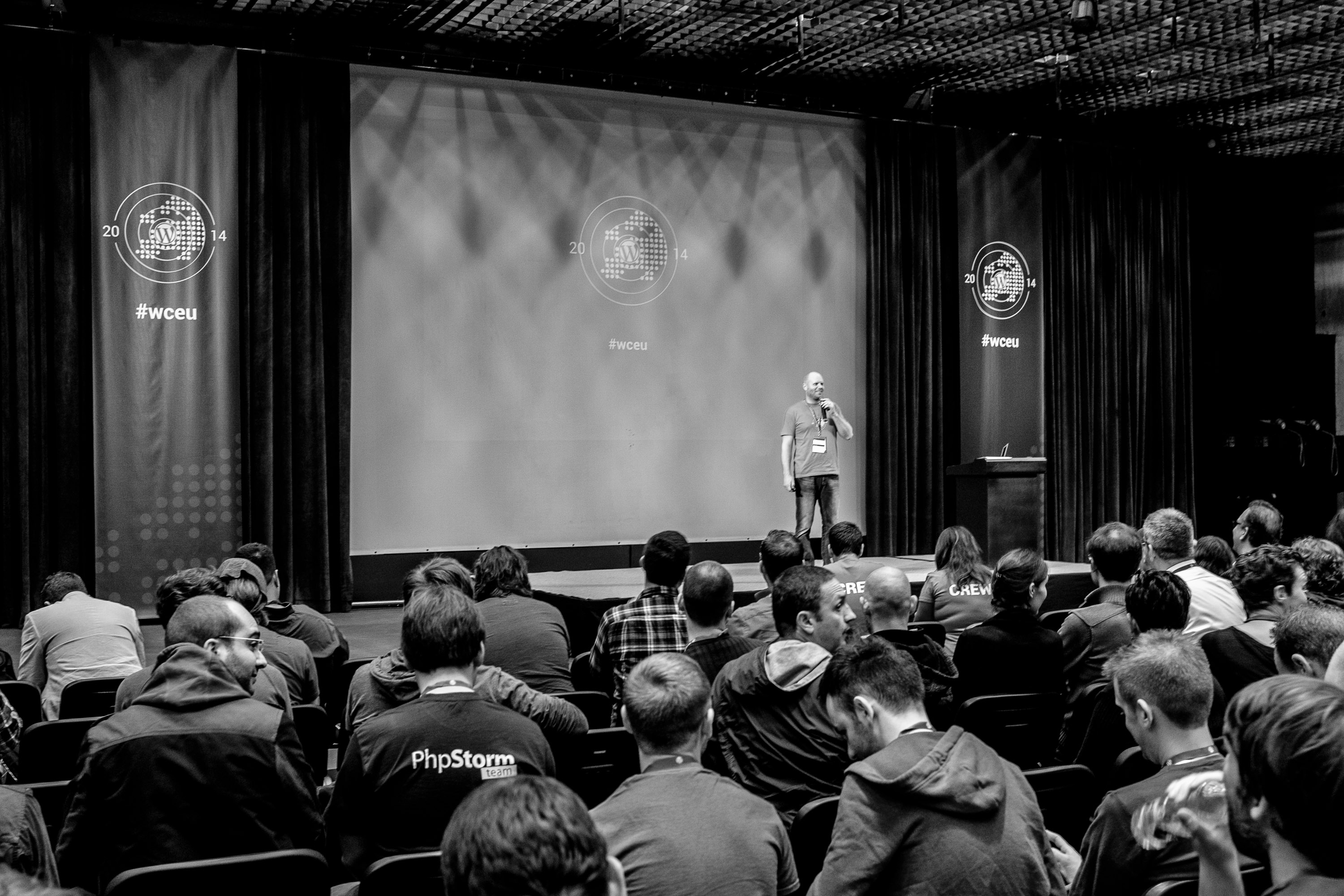 Kick-off for 2014's WordCamp Europe by Remkus de Vries
