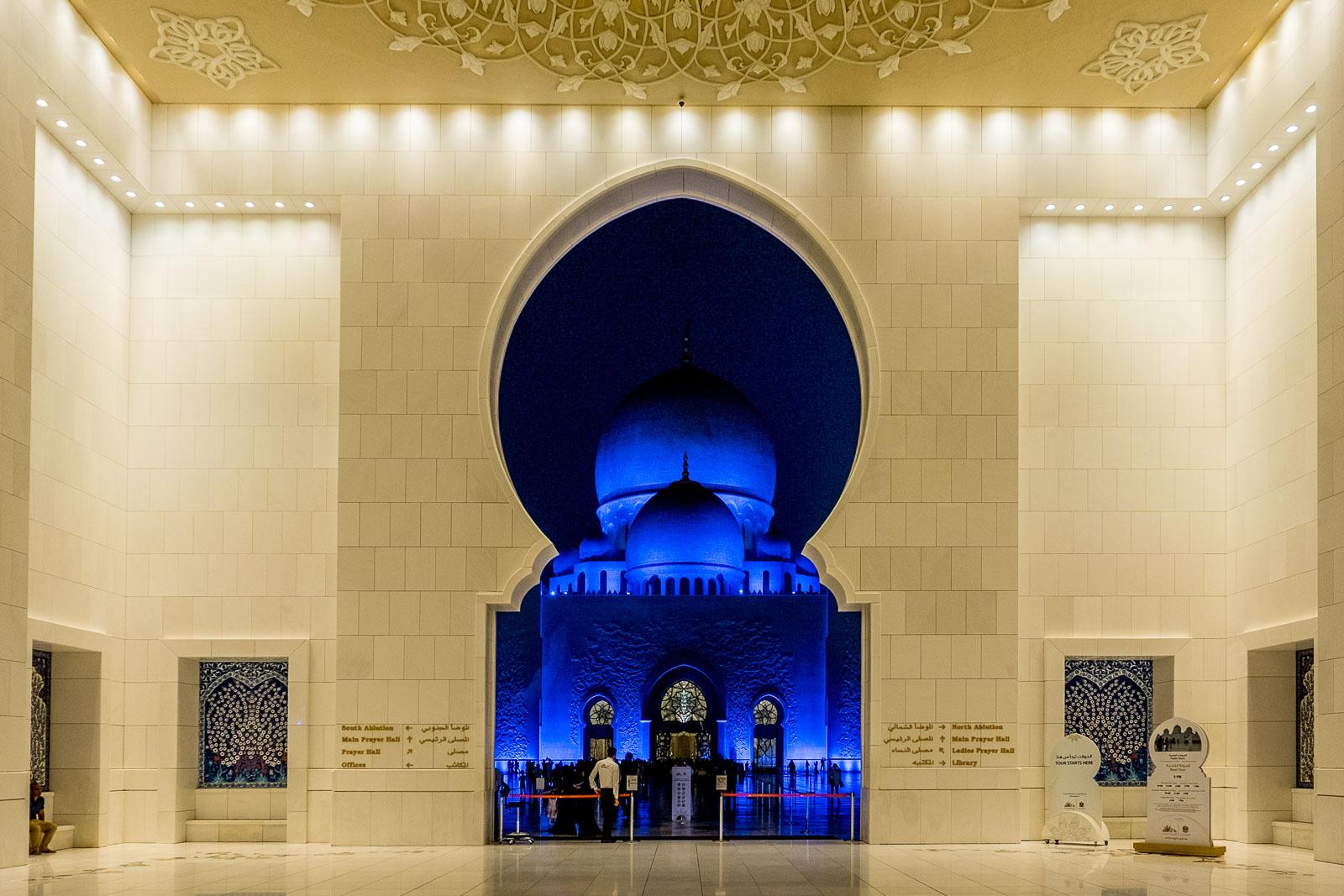 Sheikh Zayed Grand Mosque /></p> <p><img src=
